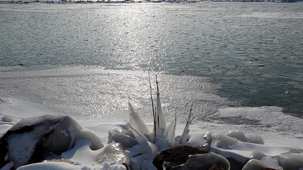 Higher temperatures recorded in Arctic than Europe