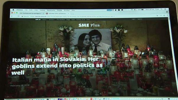 Slovacchia: sospetti sulla 'ndrangheta per l'omicidio-Kuciak