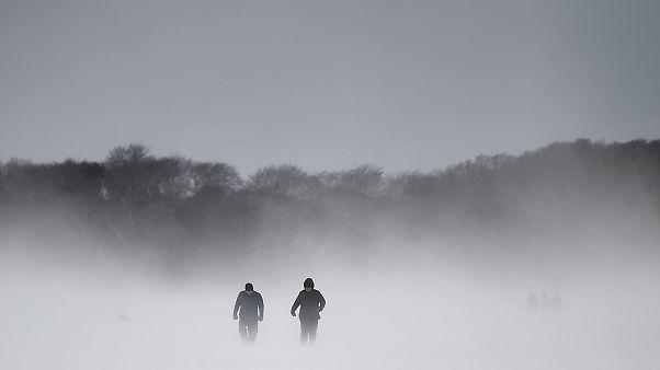 El Polo Norte se derrite mientras Europa se congela