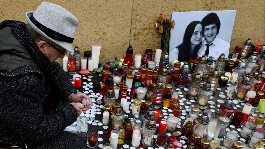 A meggyilkolt szlovák újságíró utolsó nyomozása