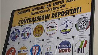 J-4 avant des législatives incertaines en Italie