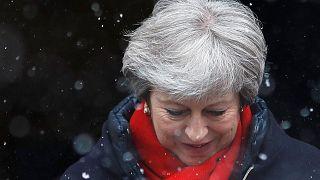 May lehnt Brexit-Vertragsentwurf entschieden ab