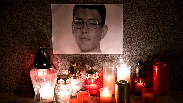 Colleagues carry on where murdered journalist Jan Kuciak left off