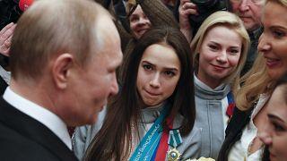 """Russlands plötzliche Rückkehr in """"olympische Familie"""""""