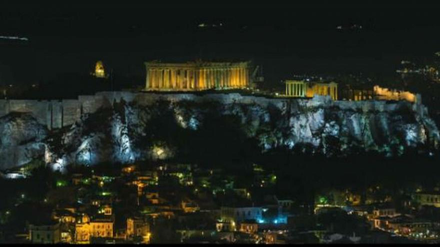Watch: Timelapse of Athens shows a city in change