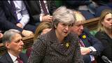 Londra'dan Brexit taslağına sert tepki