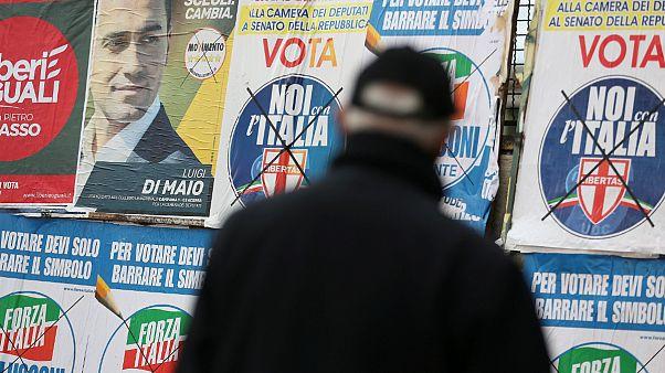 Olasz választási ki kicsoda