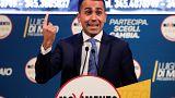 Ιταλία: Προεκλογική... κυβέρνηση από το Κίνημα 5 Αστέρων