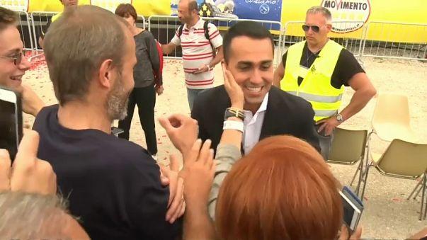 Italia: la campaña electoral está acabando como empezó