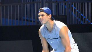 Tenis: Rafael Nadal Acapulco'da yok