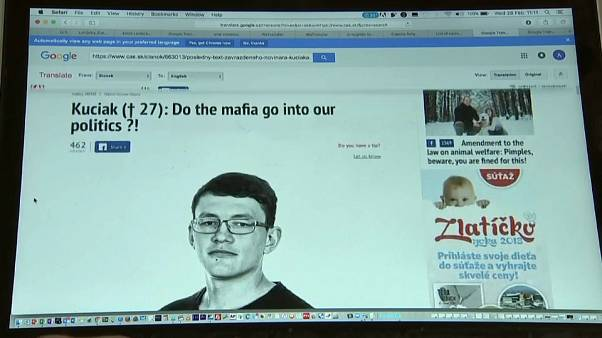 Slovakya: Gazeteci cinayeti istifa getirdi
