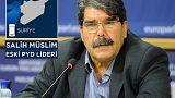"""الزعيم الكردي السوري صالح مسلم""""أنا لست إرهابيا وأثق بمؤسسات الاتحاد الاوروبي"""""""