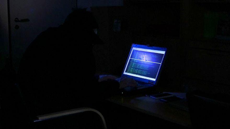 Hackertámadás a német kormány ellen