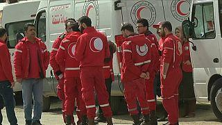 Ghouta: Organizações humanitárias em compasso de espera