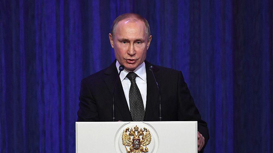 Putin: Doğu Guta'daki tahliyeleri Erdoğan'ın yardımıyla yaptık