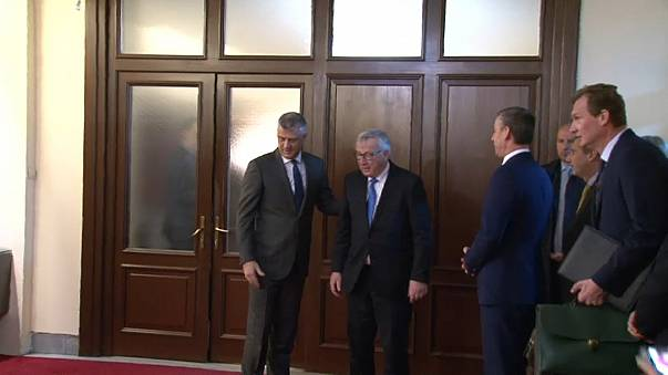 Juncker visits Kosovo amid EU accession talks
