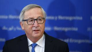 Presidente da Comissão Europeia visita Kosovo