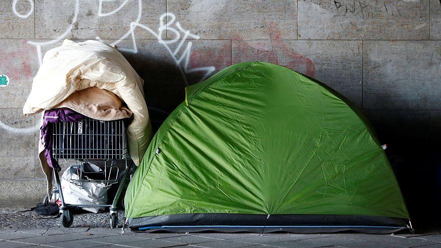 Bruxelles: la brigade qui aide les sans-abris