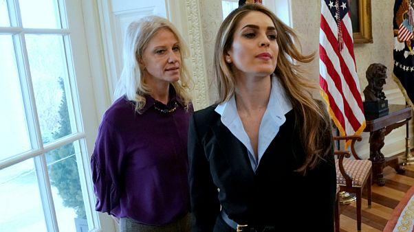 استعفای یکی دیگر از نزدیکان ترامپ؛ مدیر ارتباطات کاخ سفید کنارهگیری کرد