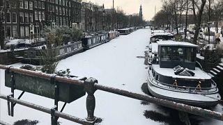Winterwetter sorgt für Chaos