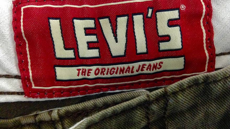 Levi's, The Original Jeans Label, 2/2015, by Mike Mozart