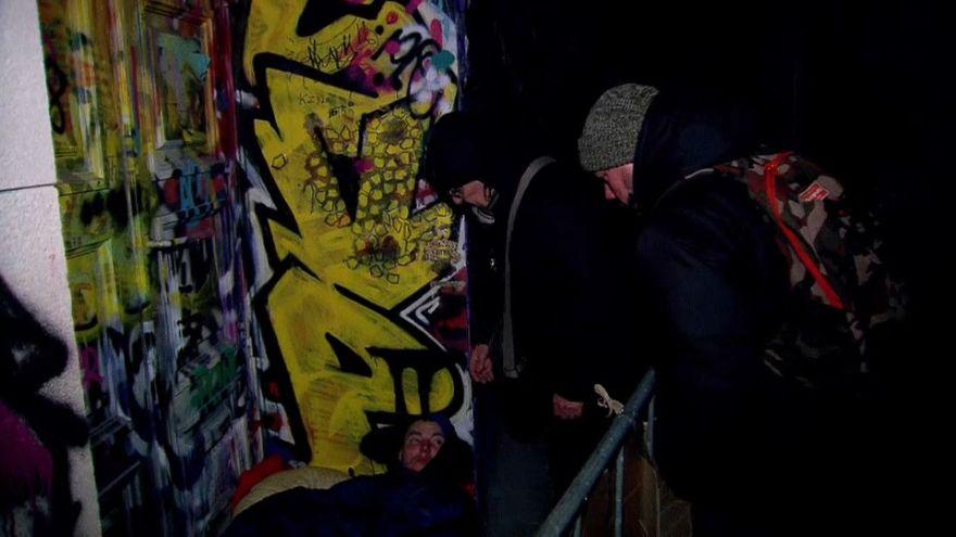 A Bruxelles una squadra speciale per i senzatetto