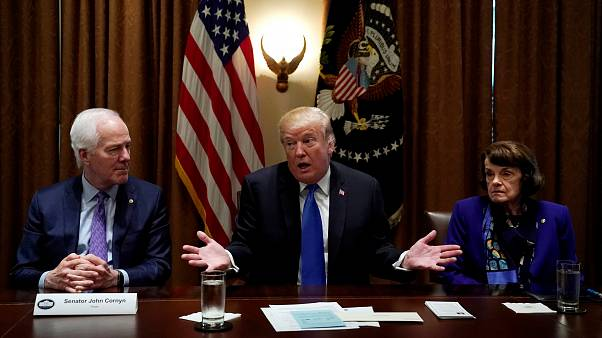 Etats-Unis : Trump pour interdire la vente d'armes aux moins de 21 ans