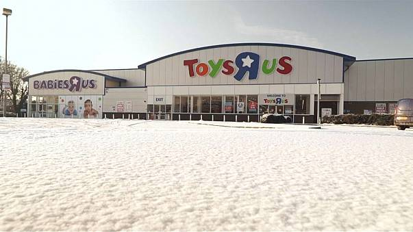 Toys R Us goes into administration in the UK