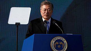 انتقاد شدید رئیس جمهوری کره جنوبی از ژاپن در موضوع «زنان آسایشگر»