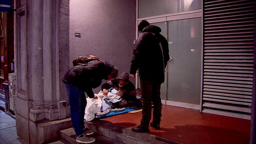 """""""Бездомная"""" полиция"""