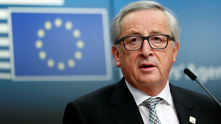Jean-Claude Juncker: Letzter Halt Priština