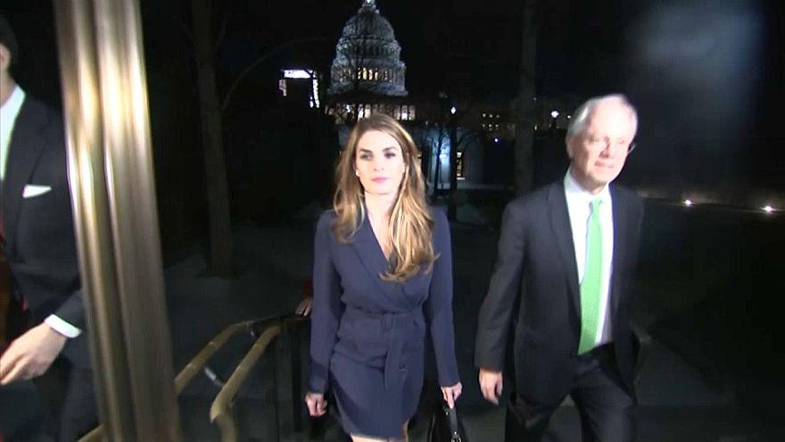 Новая отставка в Белом Доме