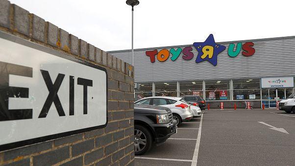 Toys r us non regge a l'e-commerce, dichiarata la bancarotta