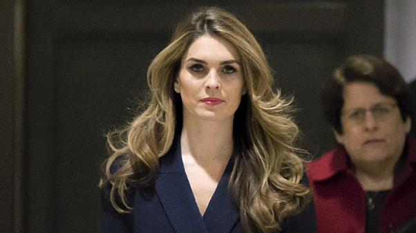 Usa senza più 'speranza'. Si dimette Hope Hicks, direttrice della comunicazione della Casa Bianca