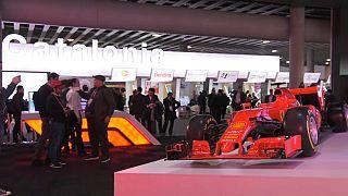 Mobilfunk-Messe in Barcelona: Videospiele begeistern Sportfans