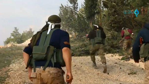 BM kararına rağmen Zeytin Dalı operasyonu sürüyor