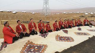 Αποστολή στο Τουρκμενιστάν: Ένα παραδοσιακό χωριό στην έρημο και η Ασκαμπάτ