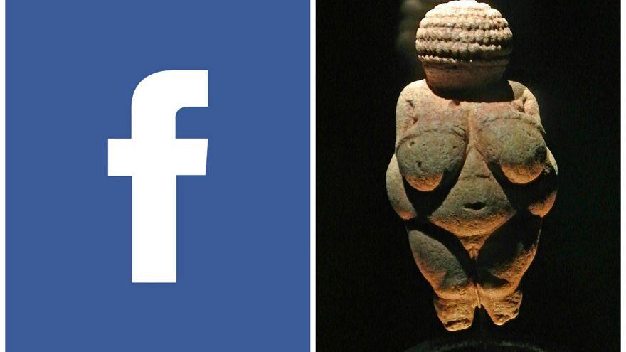 رقابة فيسبوك تمنع عرض أقدم المنحوتات الفنية التي ترمز إلى المرأة