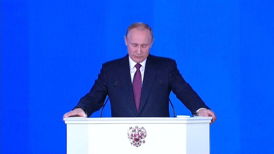 Putin annuncia un supermissile