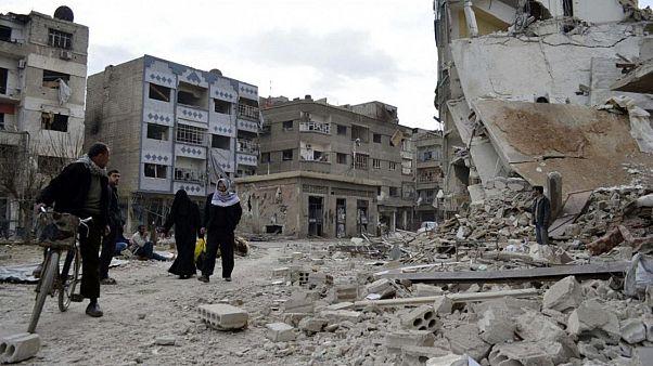 Συρία: Συνεχίζεται η αιματοχυσία στο Αφρίν παρά τις εκκλήσεις για εκεχειρία