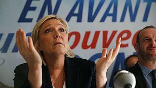 رهبر جبهه ملی فرانسه به دلیل انتشار عکسهای داعش تحت تعقیب قرار گرفت