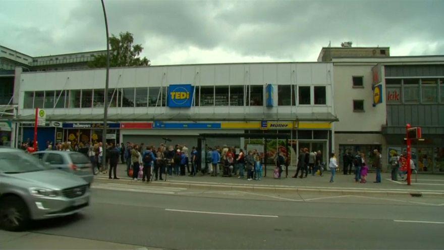 Lebenslange Haft für Messerstecher von Hamburg-Barmbek