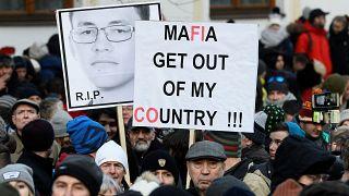 Kuciak investigaba la relación entre el Gobierno eslovaco y la mafia italiana antes de ser asesinado