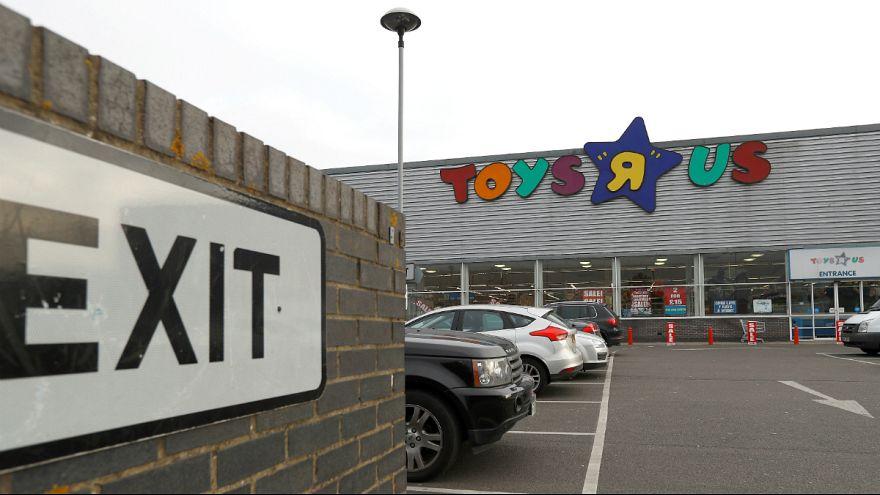Toys'R'Us tem os dias contados no Reino Unido