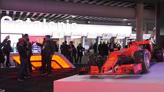 Spor tutkunları için yeni teknolojiler Barselona'da görücüye çıktı