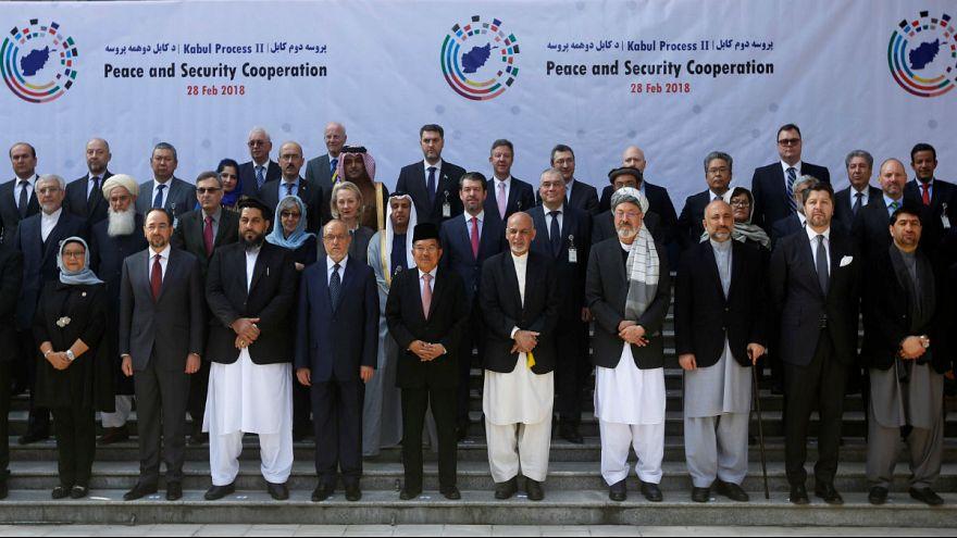 آمریکا از پیشنهاد اشرف غنی برای گفتگوی بی قید و شرط با طالبان استقبال کرد