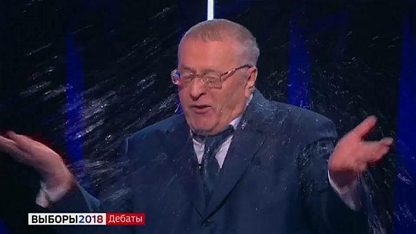 Дебаты по-русски
