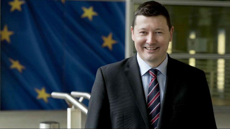 مارتین سلمایر، دبیر کل کمیسیون اروپا