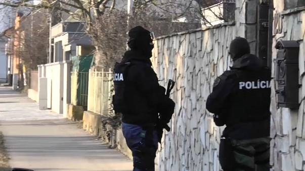 Siete detenidos en relación con el asesinato del periodista eslovaco