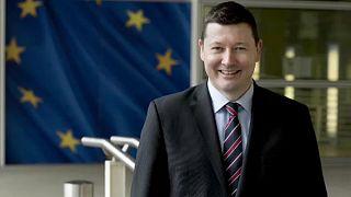 Martin Selmayr, ex-chef de cabinet de Jean-Claude Juncker